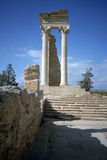Sanctuary of Apollo Hylates, Kourion, Cyprus, 2001 Photographic Print by Vivienne Sharp