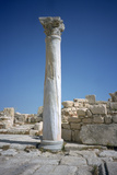 Ruins of the Basilica, Curium (Kourion), Cyprus, 2001 Photographic Print by Vivienne Sharp
