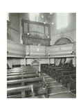 View of the Chapel from the Altar, Bethlem Royal Hospital, London, 1926 Photographic Print