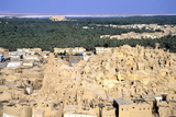 Ruined Citadel, Siwah, Egypt Photographic Print by Vivienne Sharp