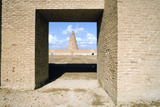 Minaret from Within the Friday Mosque, Samarra, Iraq, 1977 Photographic Print by Vivienne Sharp