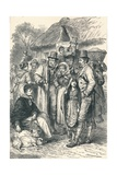 Irish Peasants, 1896 Giclee Print
