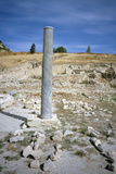 Ruins of Amathus, Cyprus, 2001 Photographic Print by Vivienne Sharp