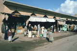 Market or Souks, Samarra, Iraq, 1977 Photographic Print by Vivienne Sharp
