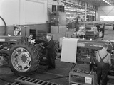 International Harvester Tractor Factory, Doncaster, South Yorkshire, 1966 Photographic Print by Michael Walters