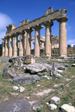 Temple of Zeus, Cyrene, Libya Photographic Print by Vivienne Sharp