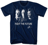 X-Files- Fight the Future T-shirts