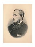 Henry Chaplin, 1st Viscount Chaplin (1840-1923), British Landowner, Racehorse Owner, 1896 Giclee Print