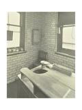 Douche Table, Thavies Inn Hospital, London, 1930 Photographic Print