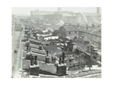View across Roof Tops to Pinks Factory, Tabard Street, Southwark, London, 1916 Photographic Print