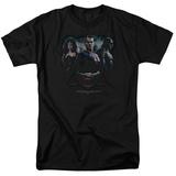 Batman vs. Superman- Trinity Portrait T-Shirt