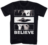 X-Files- Belief in Sight T-shirts