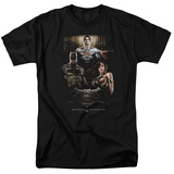 Batman vs. Superman- The Three T-shirts