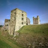 Helmsley Castle, 12th Century Photographic Print by Walter Espec