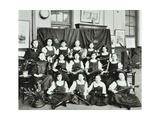 Violinists, Myrdle Street Girls School, Stepney, London, 1908 Photographic Print