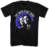 X-Files- Truth Is Out There Shirt