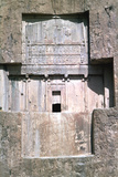 Tomb of Xerxes I, Naqsh-I-Rustam, Iran Photographic Print by Vivienne Sharp