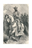 His Highness the Maharajah of Gwalior, 1896 Giclee Print
