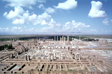 Panorama of the Ruins of Persepolis, Iran Photographic Print by Vivienne Sharp