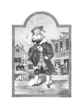The Sign of the Mischief, 1897 Giclee Print