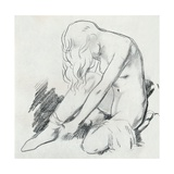 A Figure Study, C20th Century (1932) Giclee Print by William Newenham Montague Orpen