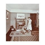 Housewifery Centre, Dulwich Hamlet School, Dulwich Village, London, 1907 Photographic Print
