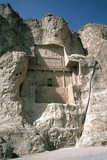 Tomb of Artaxerxes I, Naqsh-I-Rustam, Iran Photographic Print by Vivienne Sharp