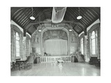 The Theatre Proscenium, Normansfield Hospital, Richmond Upon Thames, 1976 Photographic Print