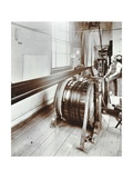 Spitalfields Silk Weaving Industry, Alma Road, Bethnal Green, London, 1909 Photographic Print