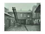 Clerkenwell Fire Station, No 44 Rosebery Avenue, Finsbury, London, 1910 Photographic Print