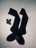 Best Selling Christmas Gifts - Socks Photographic Print by Nina Leen