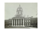 The Main Front of Bethlem Royal Hospital, London, 1926 Photographic Print