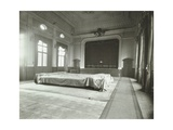 Theatre, Bethlem Royal Hospital, London, 1926 Photographic Print