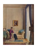 The Countess of Crawford and Balcarres, C1898-1914, (1914) Giclee Print by William Newenham Montague Orpen