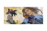 Untitled, C1880-1930 Giclee Print by Alphonse Mucha