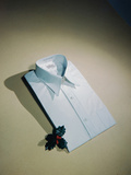 Best Selling Christmas Gifts - Pressed Shirt Photographic Print by Nina Leen