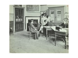 Medical Examination, Holland Street School, London, 1911 Photographic Print
