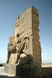 Back View of the Gate of All Nations, Persepolis, Iran Photographic Print by Vivienne Sharp
