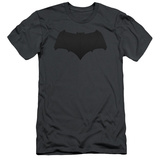Batman vs. Superman- Batman Logo (Slim Fit) Shirts