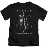 Juvenile: Batman vs. Superman- Face To Face Shirts