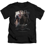 Juvenile: Batman vs. Superman- Side by Side Shirts