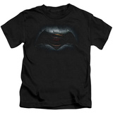 Juvenile: Batman vs. Superman- Movie Logo Shirts