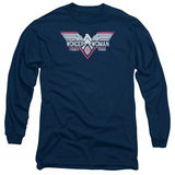 Long Sleeve: Batman vs. Superman- Wonder Woman Strength & Power Shirts