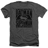 Batman vs. Superman- Title Fight Shirt