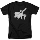 Batman vs. Superman- Silhouette Knight Shirt