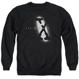 Crewneck Sweatshirt: X Files- Spotlight Logo T-shirts