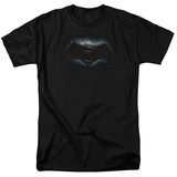 Batman vs. Superman- Movie Logo T-shirts