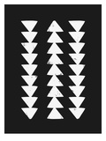 Tribal Arrows Prints by  The Glass Mountain