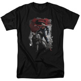 Batman vs. Superman- Steel Grip T-Shirt