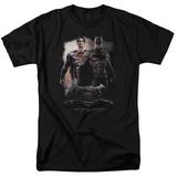 Batman vs. Superman- Side by Side T-shirts